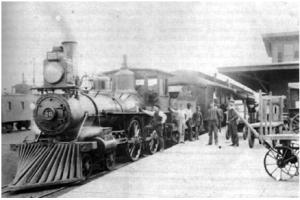 Juarez train