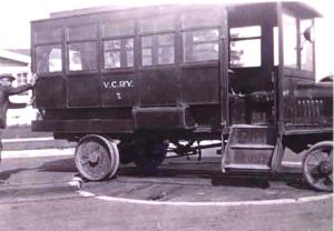 streetcar in Oxnard